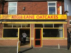 ‪High Lane Oatcakes‬