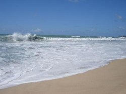 Guaiamum Beach