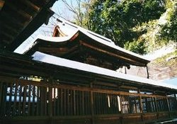 Yamanashioka Shrine