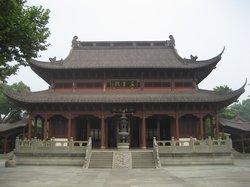 Su Shi and Su Zhe's Tombs