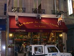 La Creperie des Champs Elysees