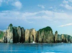 Wenzhou Dongtou Xiandie Rock
