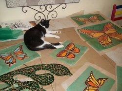 A Broken Art Mosaic Gallery
