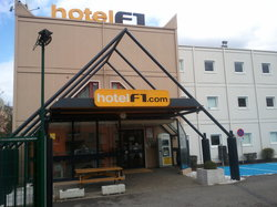 hotelF1 Mulhouse centre ouest