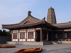 Xianyang Chongwen Tower