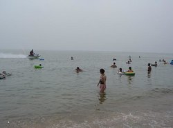 Dalian Xiajiahezi Bathing Beach