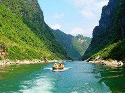 Yishui Underground River Drift