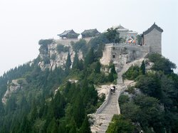 Weifang Tuoshan Mountain
