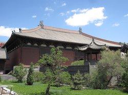 Qingliang Temple of Ruicheng, Shanxi