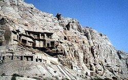 Baiyang River Buddhism Ruins