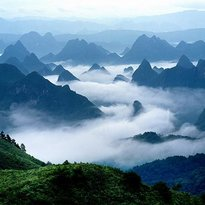 Tiefeng Mountain Scenic Resort