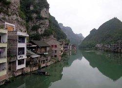 Shanmu River