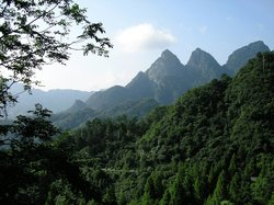 Huilong Mountain of Wuchang