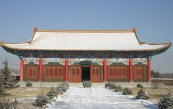 Jinyuan Tourist Area