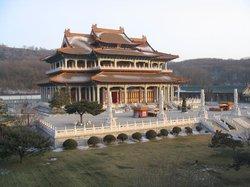 Tianhou Palace Stone Arch