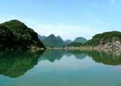 Qingyuan Peach Lake