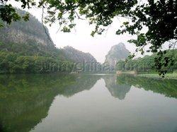 Longshan Mountain of Fengkai