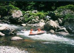 Longdi River Rafting