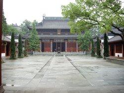 Qinshan Temple