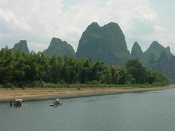 Duxiu Mountain