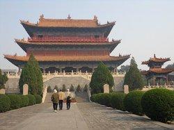 Wangyun's Tomb