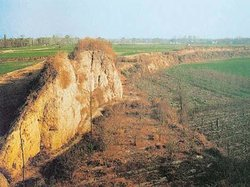 Ancient City Han and Wei Dynasty
