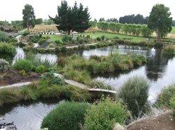 Lignite Pit Cafe and Secret Garden