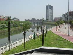 Dongshan College Bridge