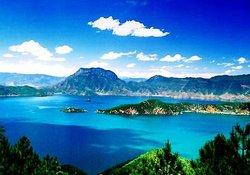 Zhucao Boat and Island Lake