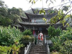 Caishen Temple