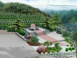 Jinzhai Revolutionary Martyrs Cemetery