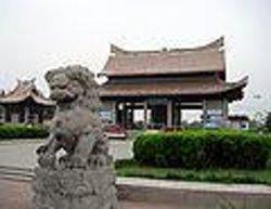 Baishui Stone Horse Statue