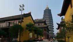 Hu Guo Temple