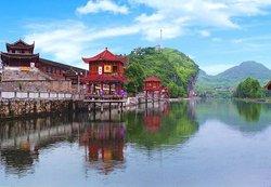 紫霞峒景区