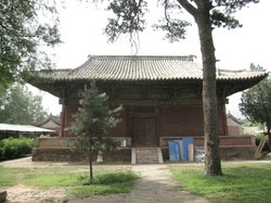 Nuanquan Huayan Temple