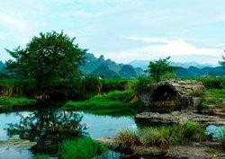 Yongzhou Yuguan Rock