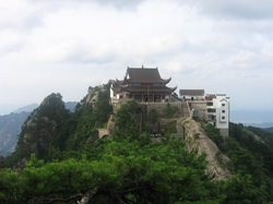 Daxiong Mountain National Forest Park