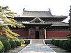 Changsha Longxing Temple