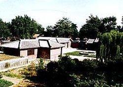 North Village Han Mausoleum
