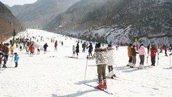 Yuhuagong Ski Area