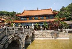 Sanqing Pavilion