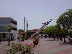 Plaza Alfonso Lopez Valledupar