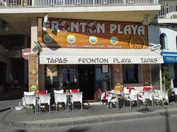 Fronton Playa
