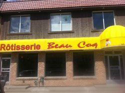 Restaurant Beau Coq BBQ