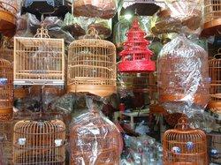 Bird Garden Yuen Po Street