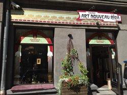 Art Nouveau Riga