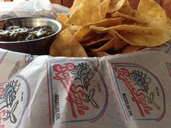 Baja Style Restaurant