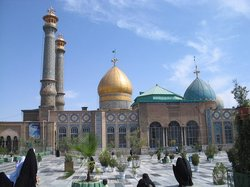 Shah Abdul Azim Shrine