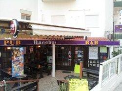 Bacchus bar praia da rocha