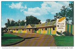 Yellow Quill Motel